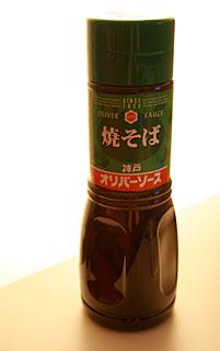Sauce Yakisoba