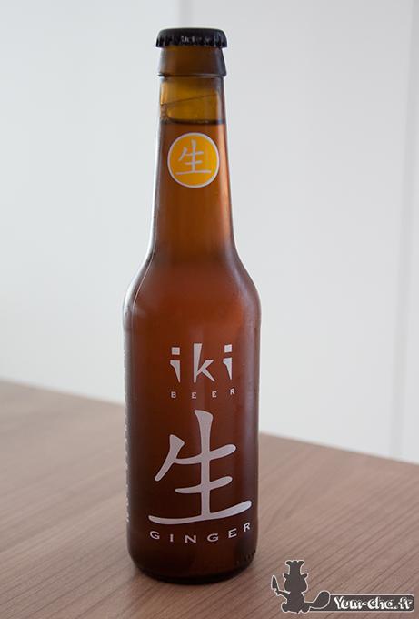 Iki Beer Ginger
