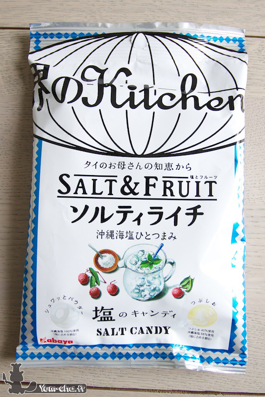 世界のKitchenから SALT & FRUIT