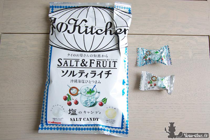 世界のKitchenから SALT & FRUIT
