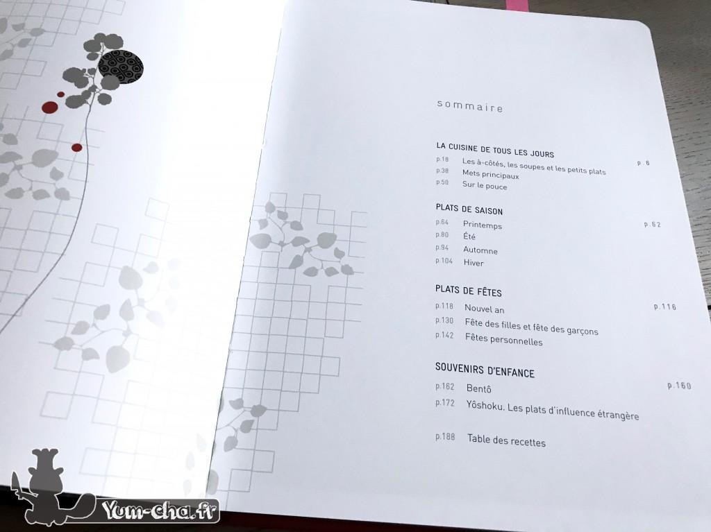 Livre cuisine 1-3